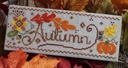 -8- 420 Autumn Fling by Luhu Stitches