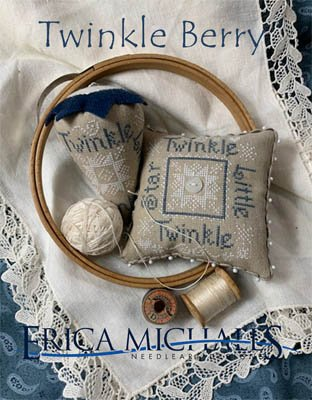 -10- 920 Twinkly Berry by Erica Michaels