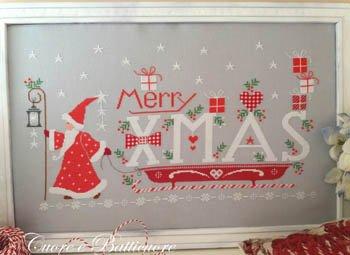 -3- 920  Gli Auguri Di Santa Claus by Cuore E Batticuore