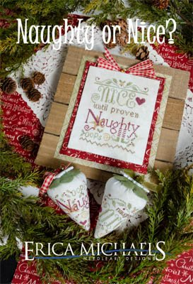 -3- 1020 Naughty Or Nice? by Erica Michaels