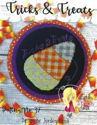 -4- 1020 Tricks & Treats by Little Stitch Girl