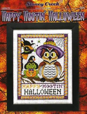 -4- 1120 Happy Hootin' Halloween by Stoney Creek