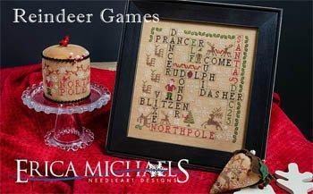 -3- 321 Reindeer Games by Erica Michaels