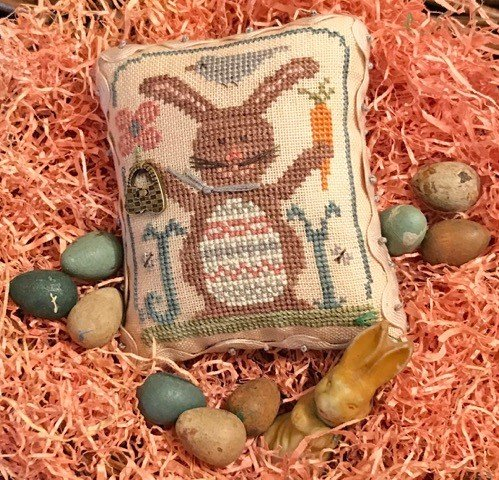 -9- 521 Bunny Joy by Homespun Elegance