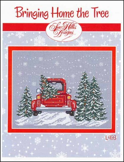 Bringing Home the Tree by Sue Hillis Designs