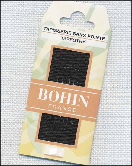 Bohin Tapestry Needles size 22