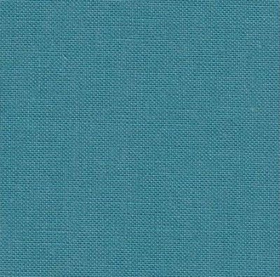 14 x 19 40ct Lagoon Newcastle Linen by Wichelt