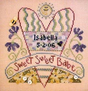 -17- 1119 Sweet, Sweet Babe by Sam Sarah