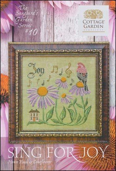 Sing for Joy by Cottage Garden Samplings