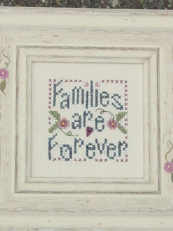 Families are Forever Kit by Shepherd's Bush