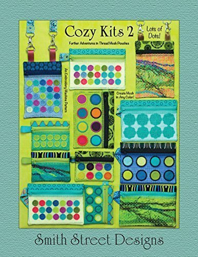 Cozy Kits 2 Embroidery CD
