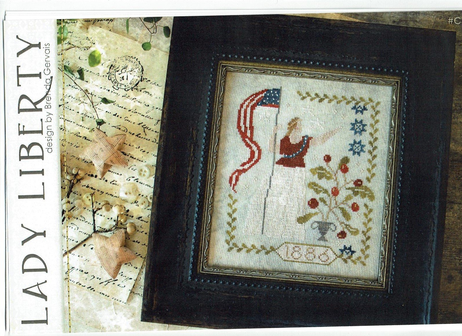 -13- 417 Lady Liberty by WTNT