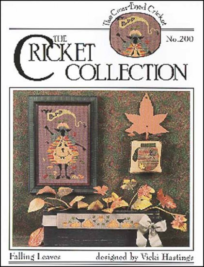 Falling Leaves by the Cricket Collection