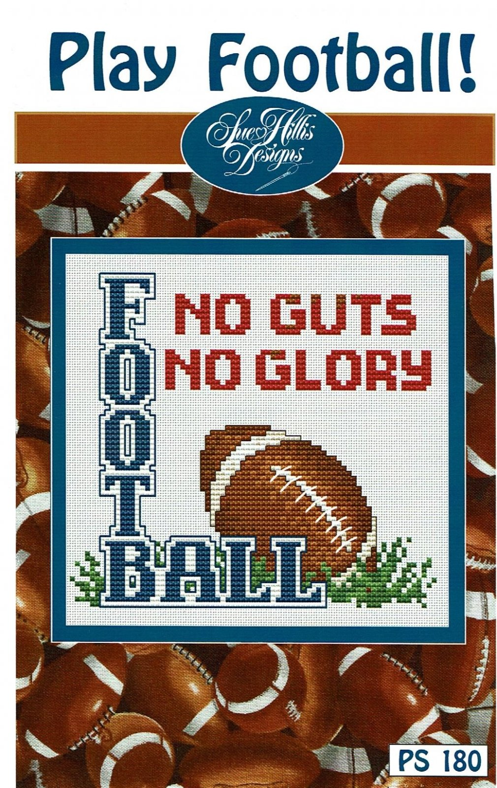 -10- 317 Play Football by Sue Hillis