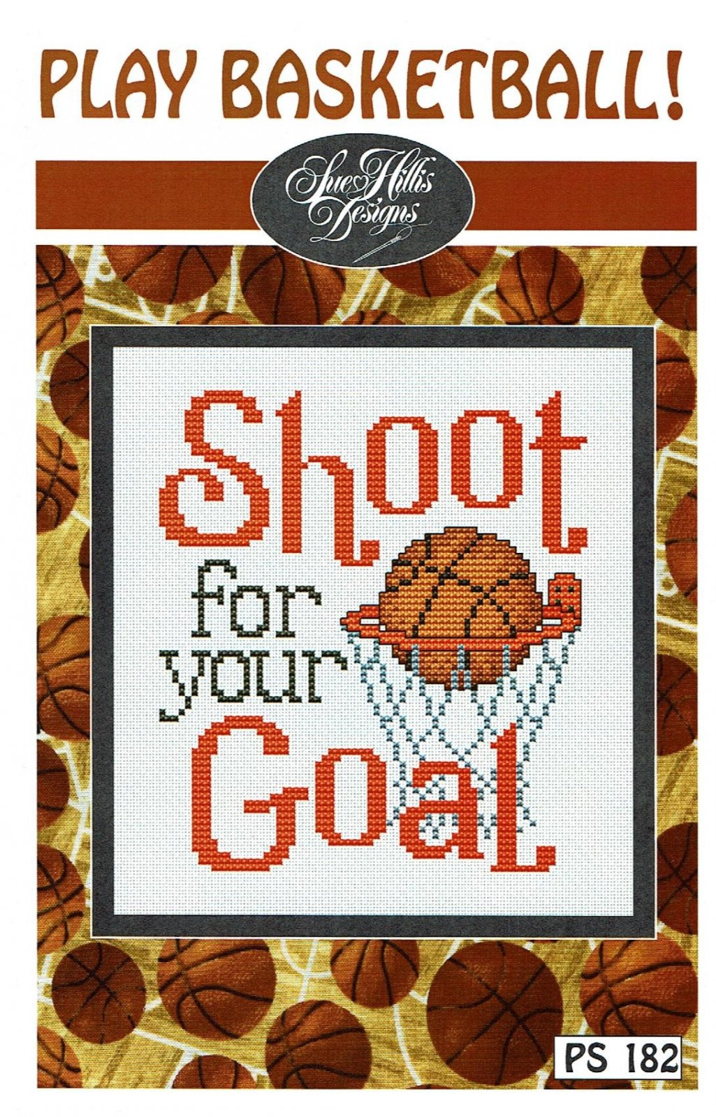 -10- 317 Play Basketball by Sue Hillis