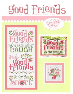 -17- 319 Good Friends by Sue Hillis