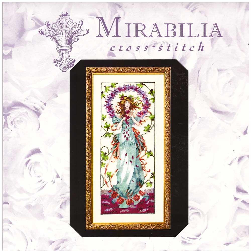 -14- 219 Blossom Goddess by Mirabilia