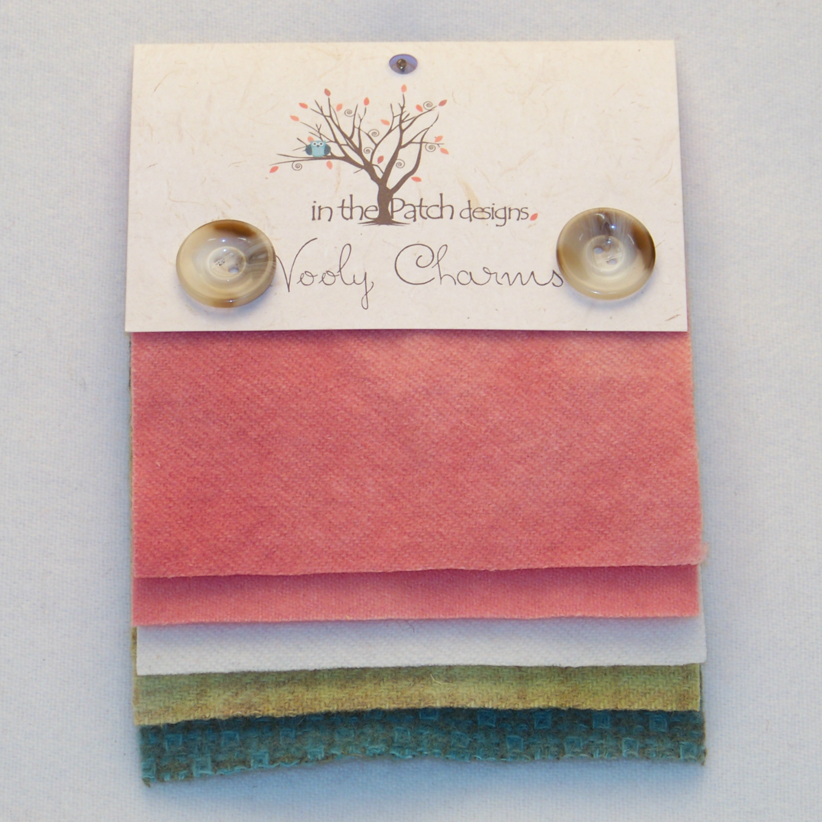 Spring Thyme (Charms) by In the Patch Designs