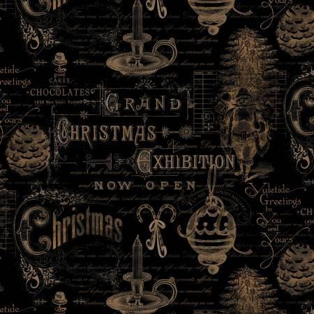 *3*  717 33809-922  Christmas in the Wildwood