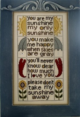 -5- 717 You Are My Sunshine by Hinzeit