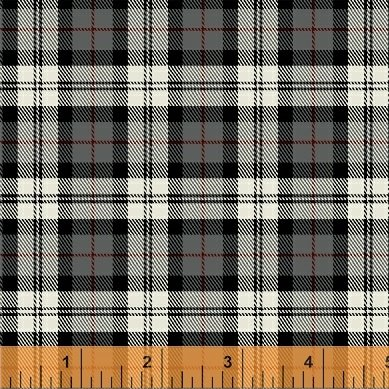 *8* 817 43032-3 Mad for Plaid
