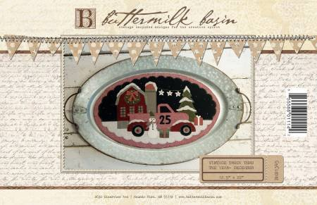 December (Vintage Truck Thru the Year) by Buttermilk Basin