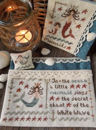 The Mermaid's Chant by the Little Stitcher