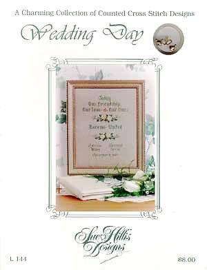 Wedding Day by Sue Hillis