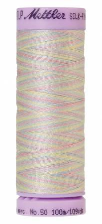 9075-9826 Silk Finish 50wt Variegated Cotton Thread 109 yd/100 m