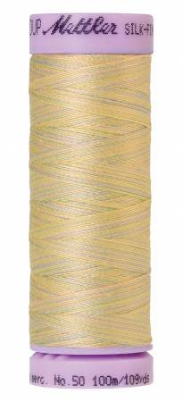 9075-9844 Silk Finish 50wt Variegated Cotton Thread 109 yd/100 m