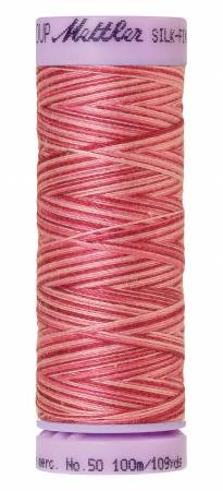 9075-9846 Silk Finish 50wt Variegated Cotton Thread 109 yd/100 m
