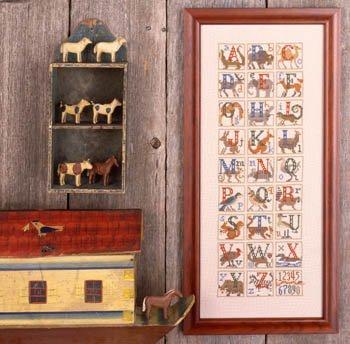 -2- 220 Animal Alphabet by Prairie Schooler