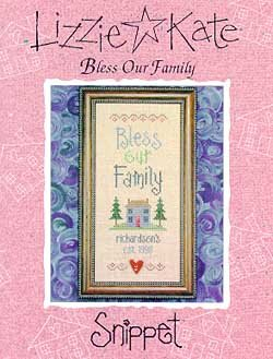 -12- 318 Bless Our Family by Lizzie Kate