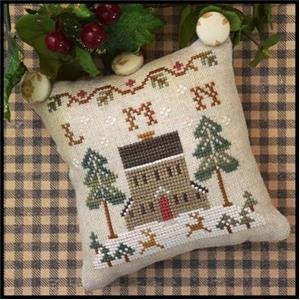 ABC Samplers (No.5 LMN) by Little House Needleworks
