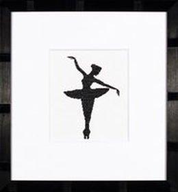 Ballet Silhoutte 1