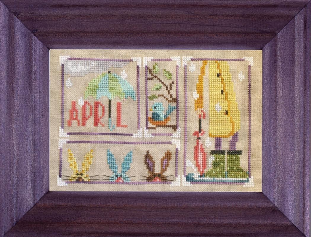 -17- 1119 April Snapshot by Pine Mountain