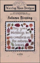 Autumn Blessing by Waxing Mood Design