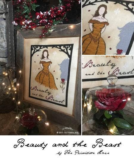 -14- 1217 Beauty & The Beast by the Primitive Hare