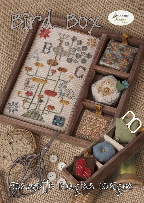 -6- 420 Bird Box by Jeannette Douglas
