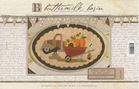 August (Vintage Truck Thru the Year) by Buttermilk Basin