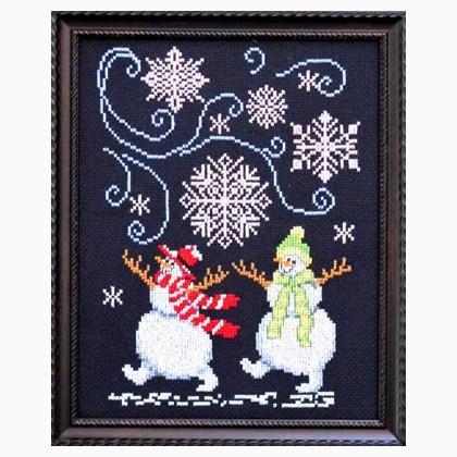 -3- 420 Catch a Falling Snowflake by Bobbie G