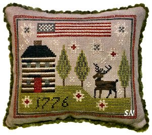 -12- 918 American Stag by Chessie & Me