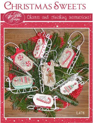 -3- 420 Christmas Sweets by Sue Hillis