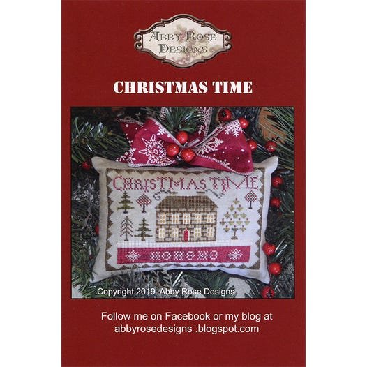 -3- 1219 Christmas Time by Abby Rose Designs