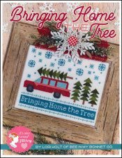 -3- 1219 Bringing Home the Tree by it's Sew Emma Stitchery