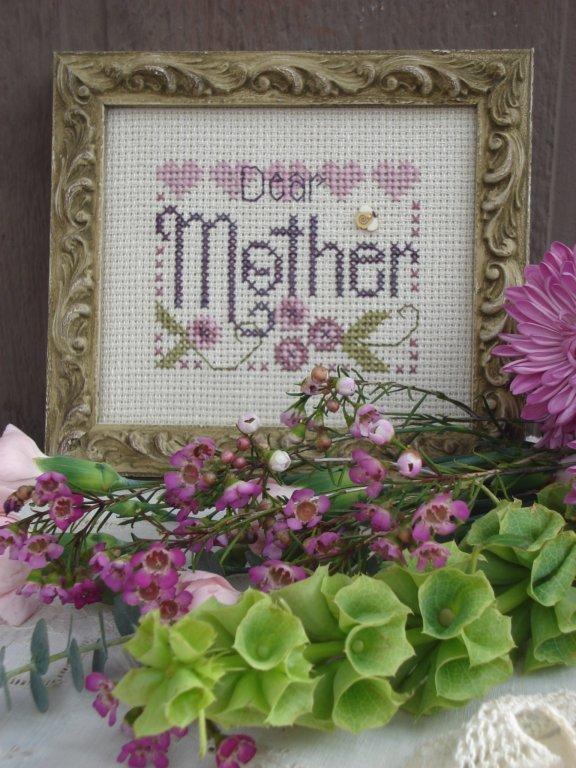 -16- 318 Dear Mother Kit by Shepherd's Bush
