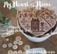 My Heart is Home(Tender Hearts Series #2) by Blackbird Designs