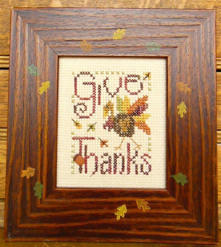 Give Thanks Kit by Shepherd's Bush