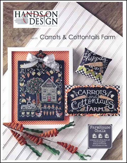 Carrots & Cottontails Farm by Hands on Design