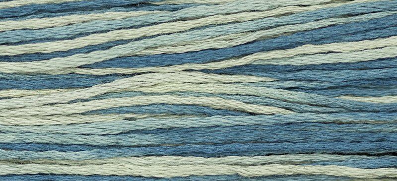 Salt Glaze 1286 WDW 6 Strand